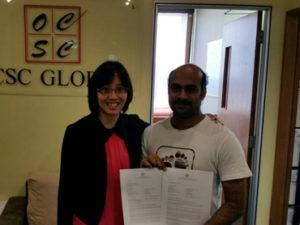 OCSC Global | Testimonials